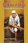 Sai Baba of Shirdi - Book Cover